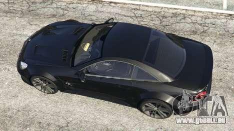 Mercedes-Benz SL 65 AMG Black Series für GTA 5
