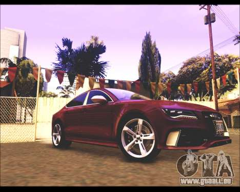REXAS ENB v1 für GTA San Andreas