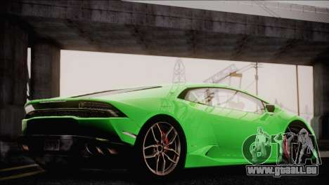 TASTY ENBSeries 0.248 pour GTA San Andreas troisième écran