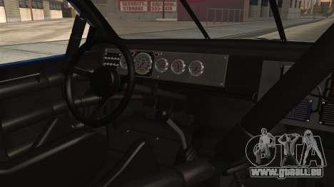 Chevrolet Lumina NASCAR 1992 pour GTA San Andreas vue de droite