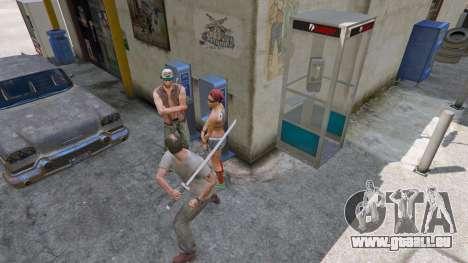 GTA 5 Katana troisième capture d'écran