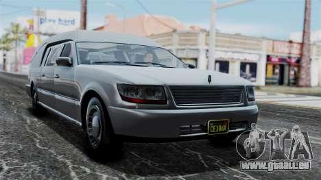 GTA 5 Albany Romero IVF für GTA San Andreas