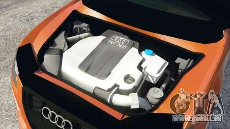 Audi S4 für GTA 5