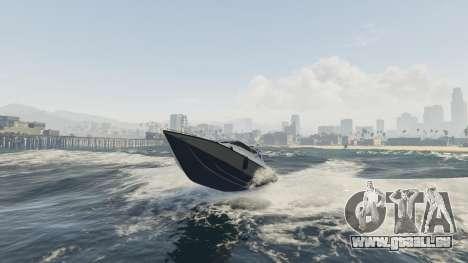 GTA 5 L'amélioration de bateau Suntrap sixième capture d'écran