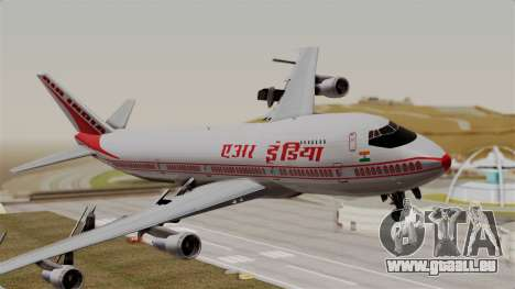 Boeing 747-200 Air India VT-ECG pour GTA San Andreas