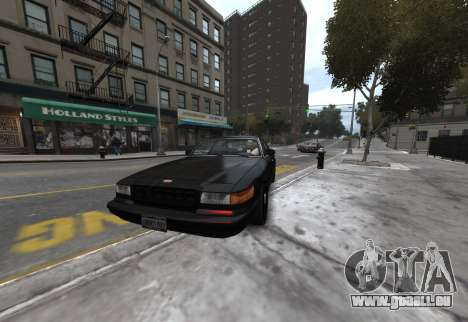 Prototype Crown 1997 Civilian für GTA 4