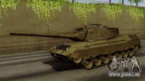 Leopard 1A5 pour GTA San Andreas