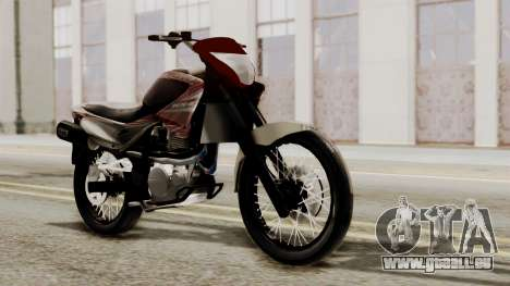 Honda NX400 Falcon für GTA San Andreas