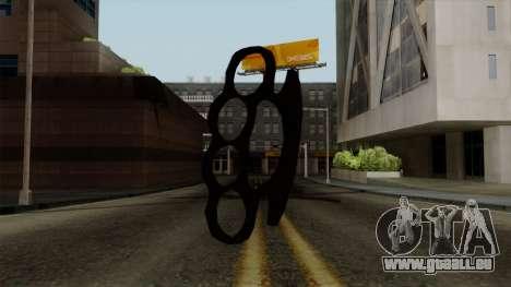 Nouveau coup de poing américain pour GTA San Andreas deuxième écran