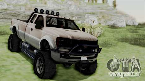 GTA 5 Vapid Sandking pour GTA San Andreas
