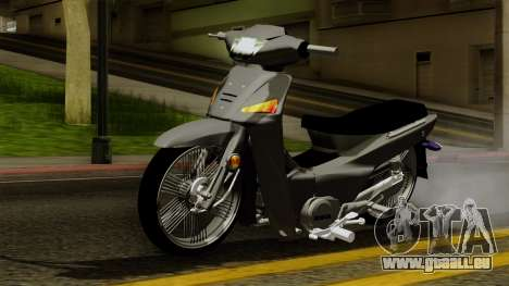 Honda Wave Tuning pour GTA San Andreas