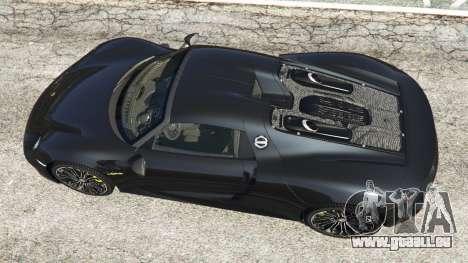 GTA 5 Porsche 918 Spyder 2014 [HD] vue arrière