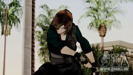 Christy Battle Suit 2 (Resident Evil) für GTA San Andreas