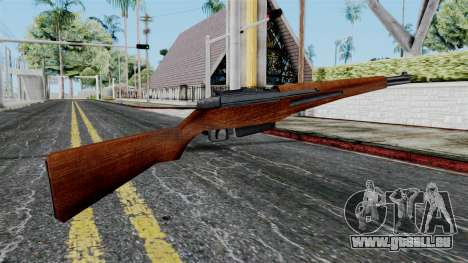 Japan Type 5 from Battlefield 1942 für GTA San Andreas zweiten Screenshot