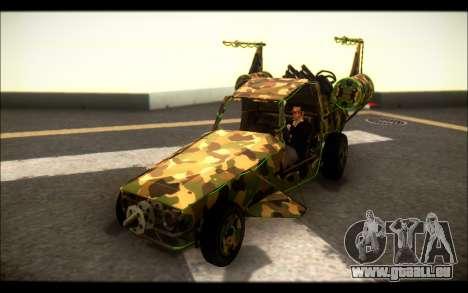 Camo Space Docker pour GTA San Andreas