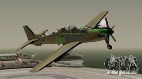 EMB-314 Super Tucano Factory USA pour GTA San Andreas