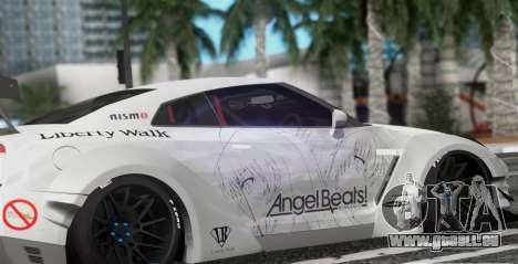 Masayume ENB V1 pour GTA San Andreas cinquième écran