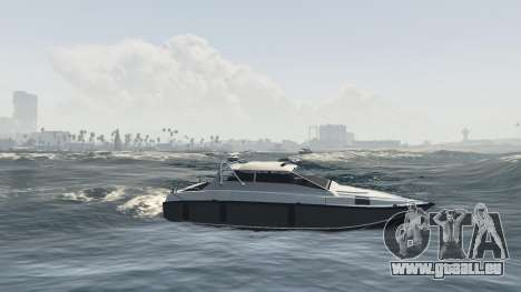 GTA 5 L'amélioration de bateau Suntrap deuxième capture d'écran