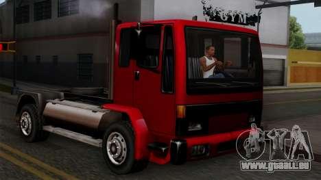 DFT-30 Truck pour GTA San Andreas