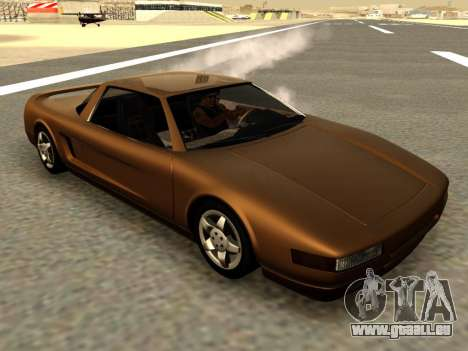 Infernus PFR v1.0 final pour GTA San Andreas