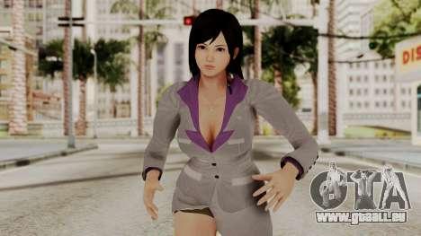 Kokoro Business Suit pour GTA San Andreas