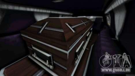 GTA 5 Albany Romero IVF pour GTA San Andreas vue de droite