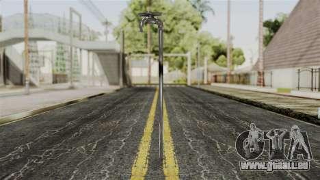 Pipe pour GTA San Andreas deuxième écran