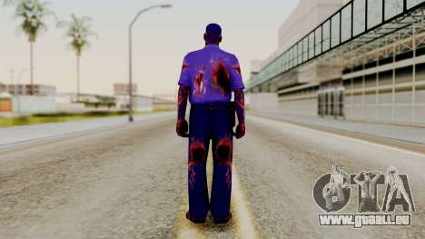 FNAF Purple Guy für GTA San Andreas dritten Screenshot