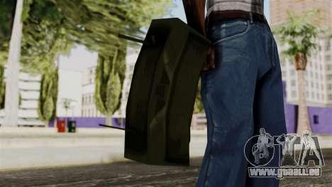 Claymore Mine from Delta Force für GTA San Andreas dritten Screenshot
