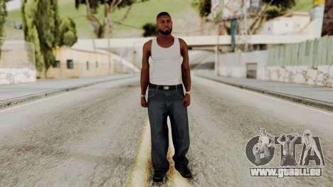 GTA 5 Family Member 3 für GTA San Andreas zweiten Screenshot