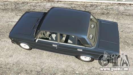 GTA 5 La VAZ-2105 vue arrière