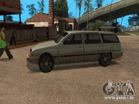 New Solair pour GTA San Andreas laissé vue