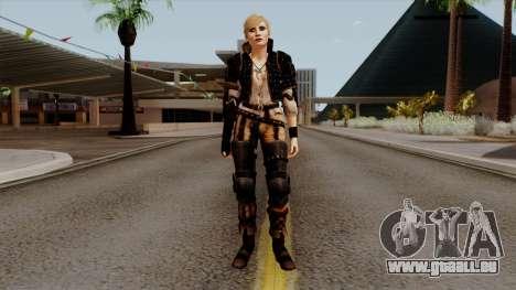 Ves from Witcher 2 pour GTA San Andreas deuxième écran