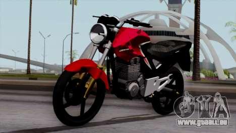 Honda Twister 2014 pour GTA San Andreas