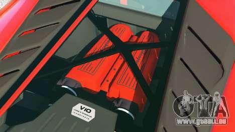 Lamborghini Huracan 2015 für GTA 5
