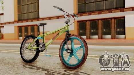 Crap BMX pour GTA San Andreas