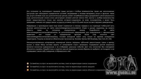 Les écrans de chargement dans le style d'anime pour GTA 5