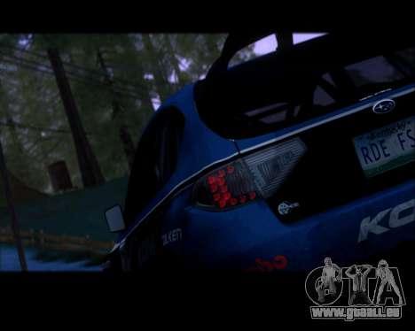 Queenshit Graphic 2015 v1.0 pour GTA San Andreas quatrième écran