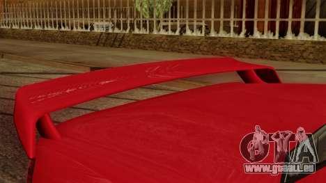 GTA 5 Vapid Stanier II pour GTA San Andreas vue de droite