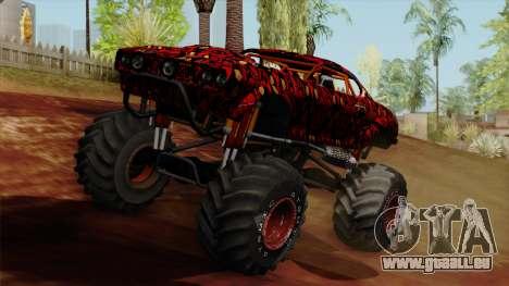 The Batik Big Foot pour GTA San Andreas