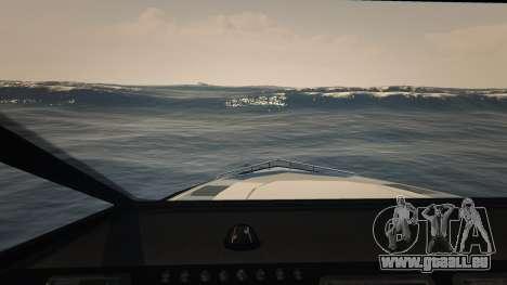 GTA 5 L'amélioration de bateau Suntrap septième capture d'écran