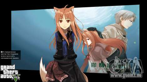 Spice & Wolf Theme pour GTA 5