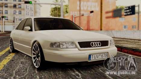 Audi A8 D2 pour GTA San Andreas