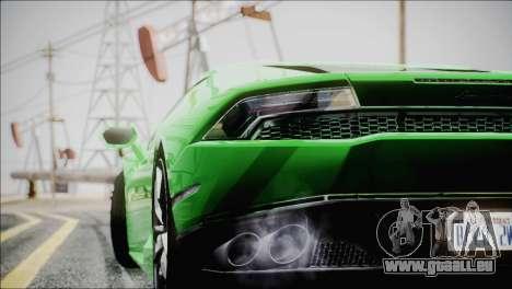 TASTY ENBSeries 0.248 pour GTA San Andreas quatrième écran