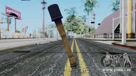 German Grenade from Battlefield 1942 für GTA San Andreas zweiten Screenshot