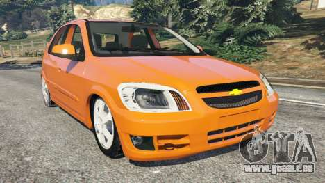 Chevrolet Celta pour GTA 5