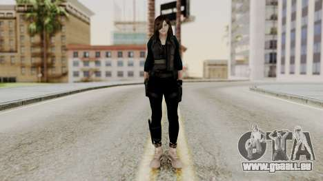 Christy Battle Suit 2 (Resident Evil) für GTA San Andreas zweiten Screenshot