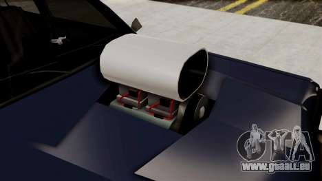 New Regina Extreme pour GTA San Andreas vue de droite