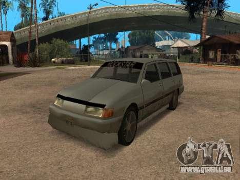 New Solair pour GTA San Andreas