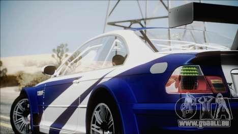 TASTY ENBSeries 0.248 pour GTA San Andreas cinquième écran